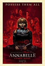 film d'horreur Anabelle 2019 la maison du mal