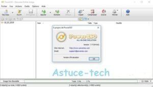 PowerISO 7.4 Crack + Registration Code