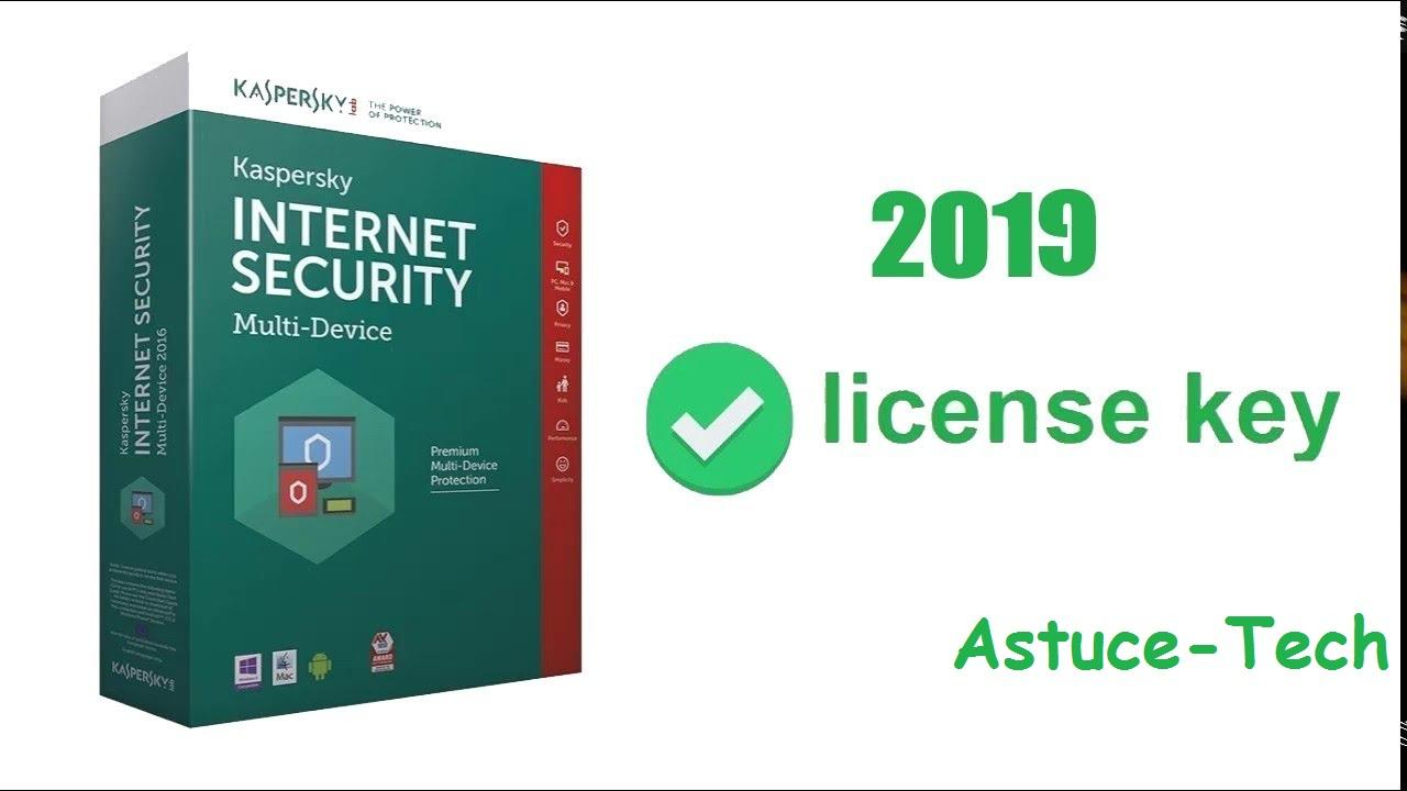 FREE License Key of Kaspersky Total Security 2019