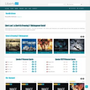 Libertyvf : Téléchargement et streaming illimité de films avec liens valides