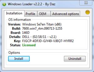 télécharger windows loader
