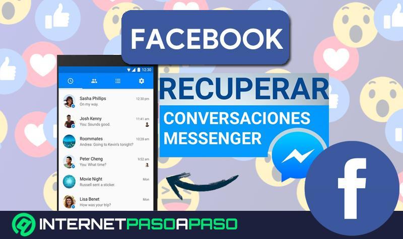 Comment récupérer messages facebook supprimés Facilement ?