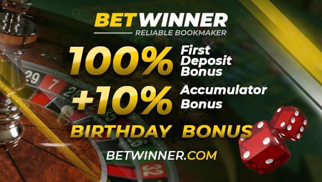 Comment s'inscrire à Betwinner et gagner jusqu'à 100$ ou 55 000 FCFA en bonus
