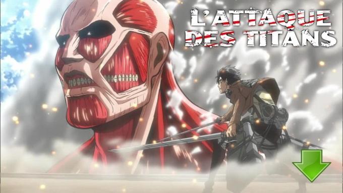 L'attaque des Titans (Shingeki no Kyoujin) Toutes les saisons complet en VF et Vostfr