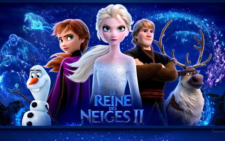 Telecharger le film La Reine Des Neiges 2 gratuitement