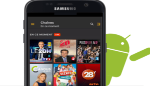 Chaines TV sur Android