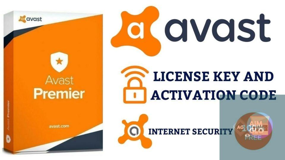Avast antivirus Premier Crack 2020 With Unlimited Activation Codes