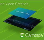 Télécharger Camtasia Studio Crack + Serial Key 2020