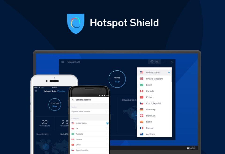 Download Hotspot Shield Free VPN Latest for Windows 10, 8, 7