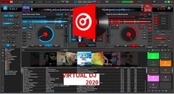 Télécharger Virtual Dj 2020 Crack + Clé dactivation - Astuce Web et TIC