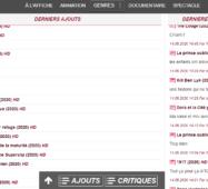 Diagrim: Site de streaming gratuit sans pub