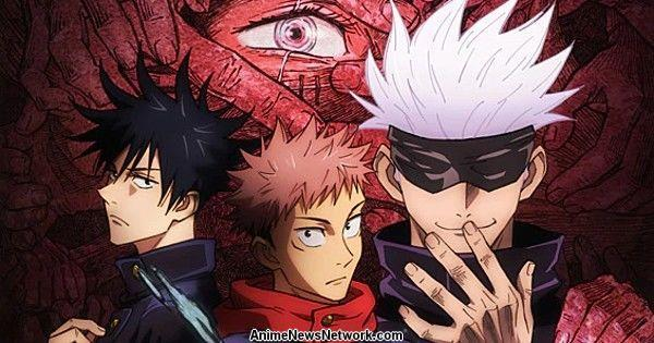 telecharger Jujutsu Kaisen VF Anime en streaming vf et vostfr