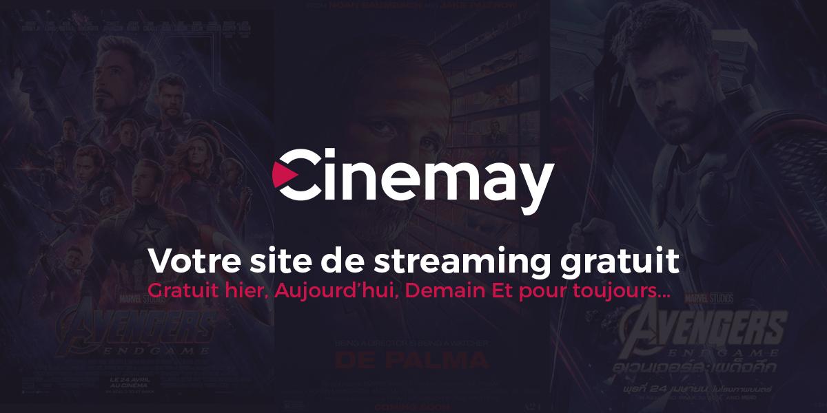 cinemay site films et séries gratuit